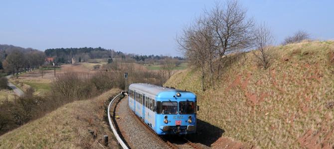 [KBS 337] Die Wipperliese – der letzte Planverkehr mit Esslinger Triebwagen