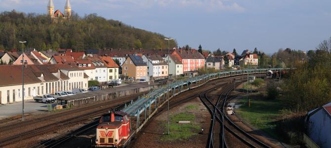 22.04.2015/24.04.2015 EVB rund um Schwandorf