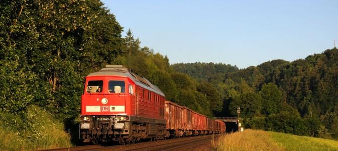 Dieselsommer in der Oberpfalz