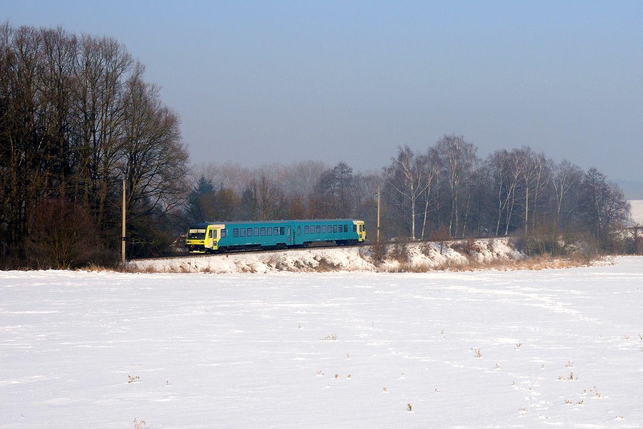 Ein paar Minuten später war noch ein ARRIVA Express angekündigt. Naja die ARRIVA Expresse sind nichts anderes als ehemalige 628er der DB.