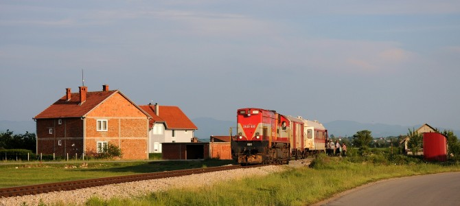 Die Eisenbahn im Kosovo – Teil 3