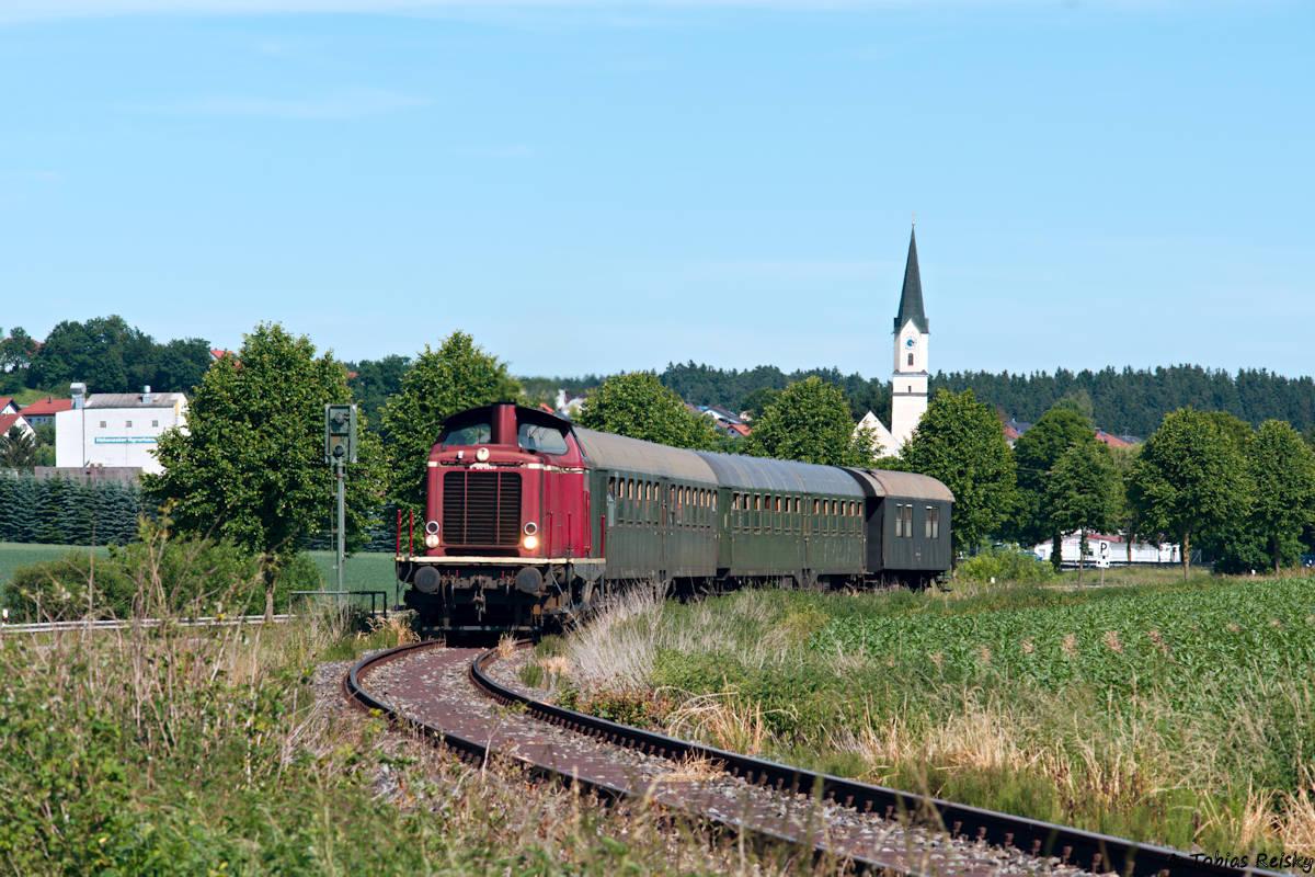 Museums Und Sonderzüge In Bayern Im Sommer 2017 Bahnbilder Nordbayern