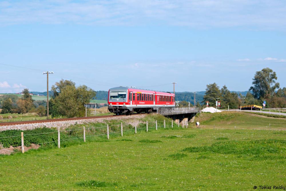 Der Nachmittag wurde dann wieder im Rottal verbracht, hier bei Anzenkirchen.