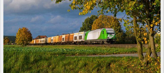 Herbst in Niederbayern und der Oberpfalz