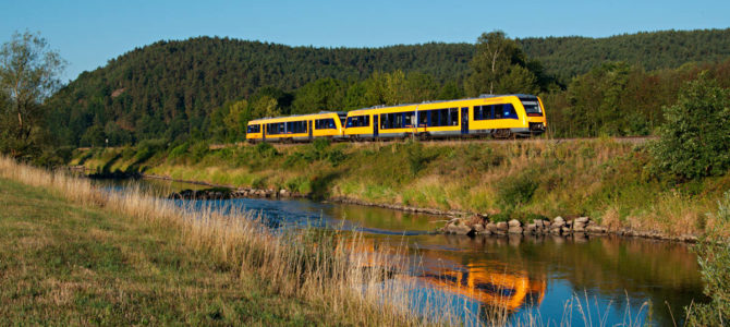 Nordbayern im Hochsommer