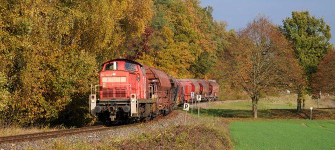 Es wird Herbst in der Oberpfalz