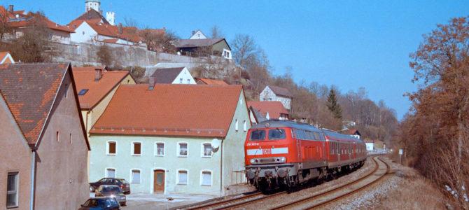 Ein Tag in der Oberpfalz im Jahr 2005