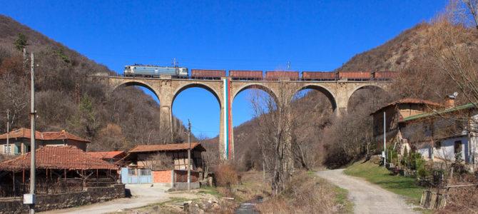 Bulgarien im Frühjahr 2020 (2): Umleiterverkehr