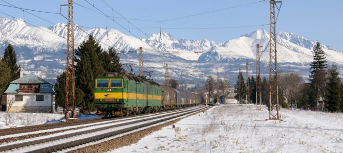 Rund um die Hohe Tatra – Slowakei im Februar 2020