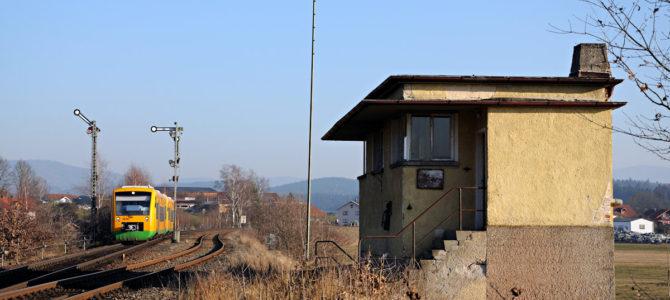 Streckengalerie KBS 875 Schwandorf – Furth im Wald