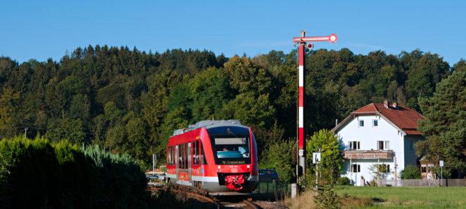 Zwei Tage rund um Traunstein