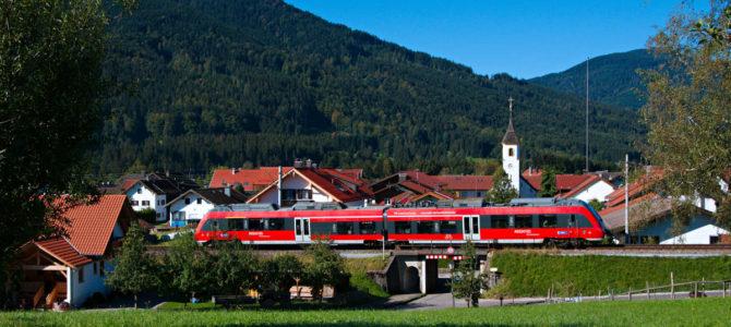 Spätsommer in Schongau und Oberammergau