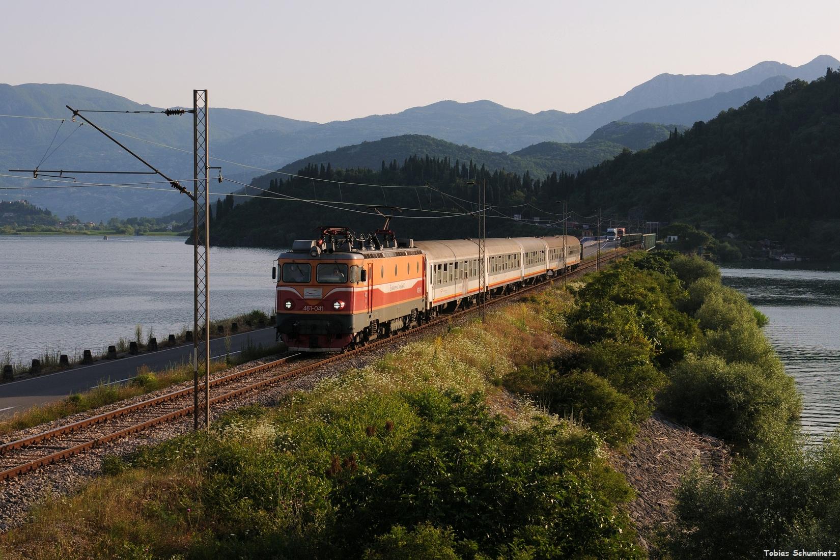 Fernweh 2021 -> Rückblick nach Montenegro