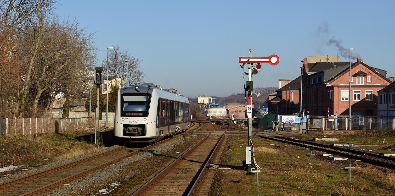 Schwere Güterzüge im Infrastrukturmuseum