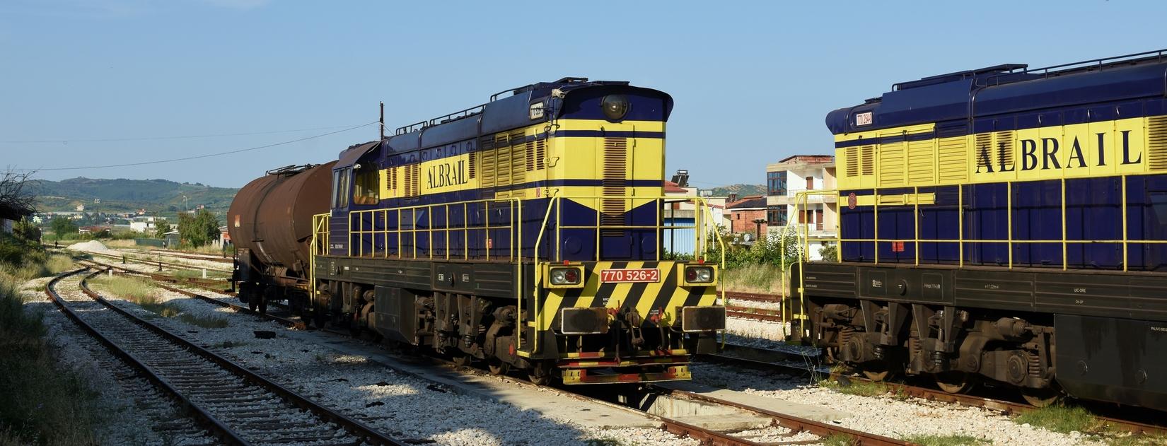 ALBRAIL – die Hoffnung in der Albanischen Eisenbahnwelt?