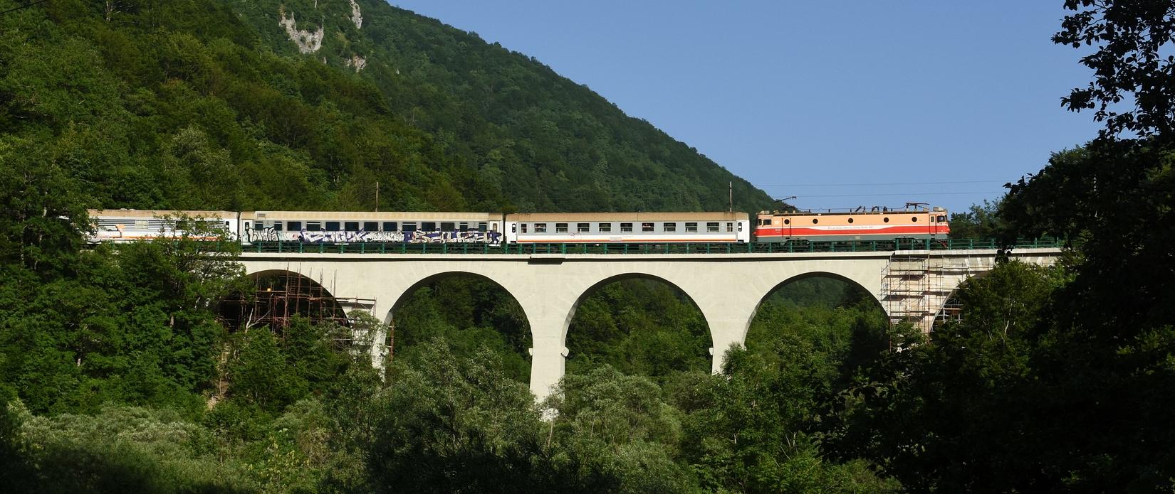 Brücken, Felsen, Meer – Montenegro im Juni 2021
