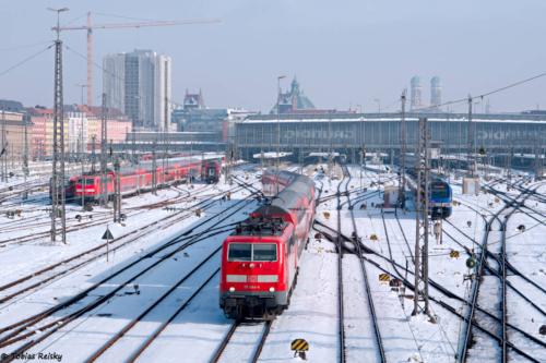 111 044 München Hbf