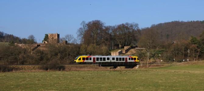Freizeit an der Vogelsbergbahn