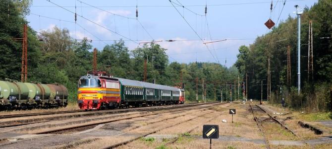 Národní den železnice 2016 do Cheb