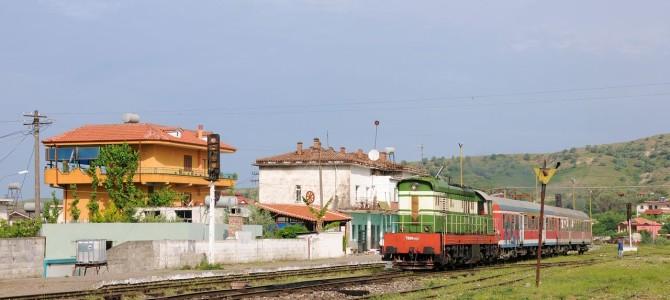 Die Eisenbahn im Kosovo und Albanien – Teil 2