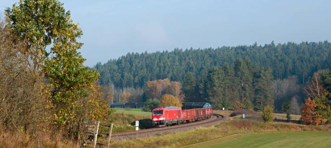 Mit Joschi durch Nordostbayern