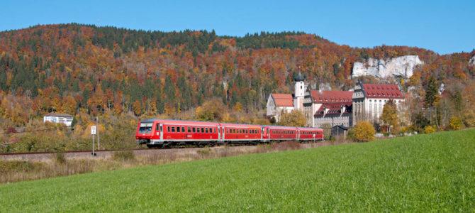 Bunte Oktobertour durchs Blau- und Donautal