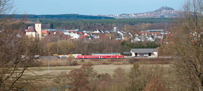 Frühling in der Oberpfalz