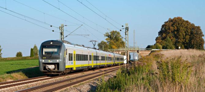 Von Schwandorf nach Deggendorf und zurück