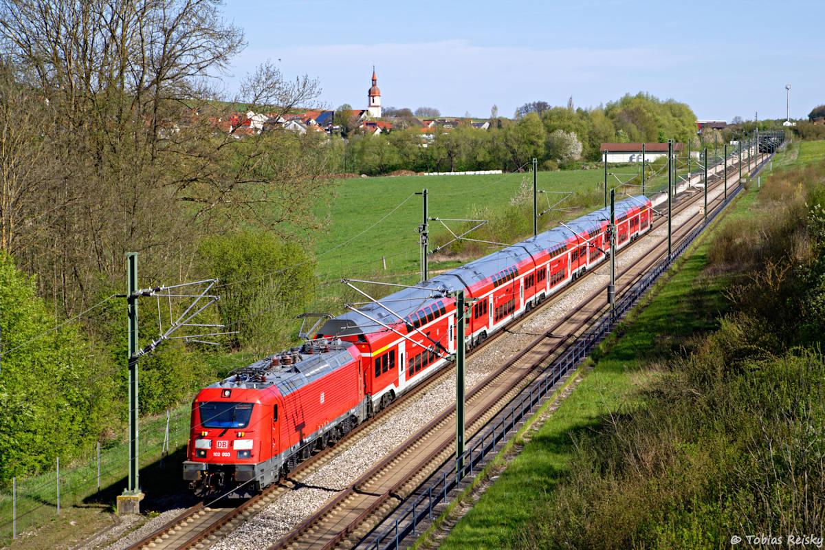 Bayerns schnellster Nahverkehr