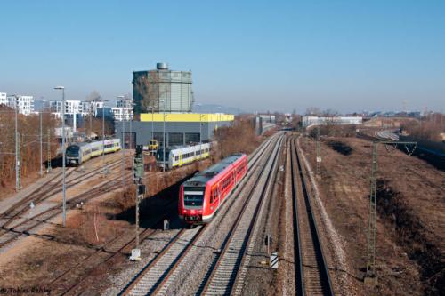 612 097 Regensburg Hbf